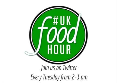 First birthday for #ukfoodhour