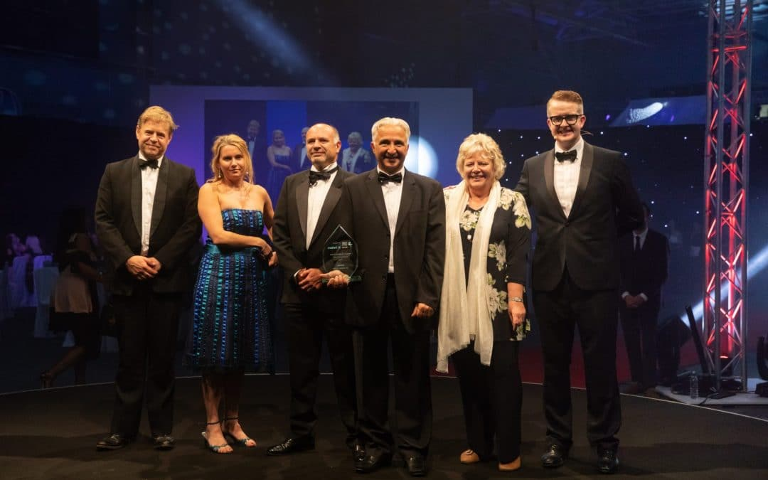 ETL systems named exporter of the year