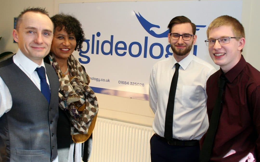 Graduates are the key for Glideology