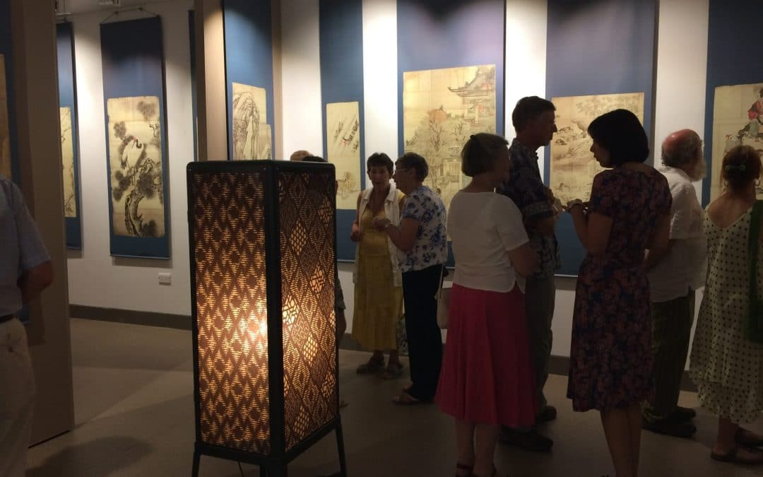Museum of carpet celebrates successful summer exhibition opening