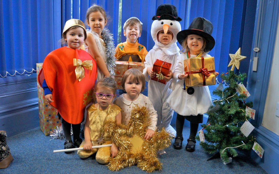 Christmas Came Early at Kidderminster Nursery