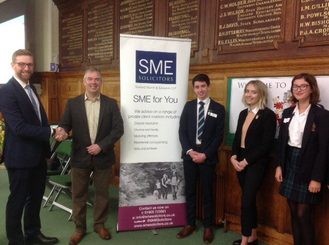 SME supports a great debate