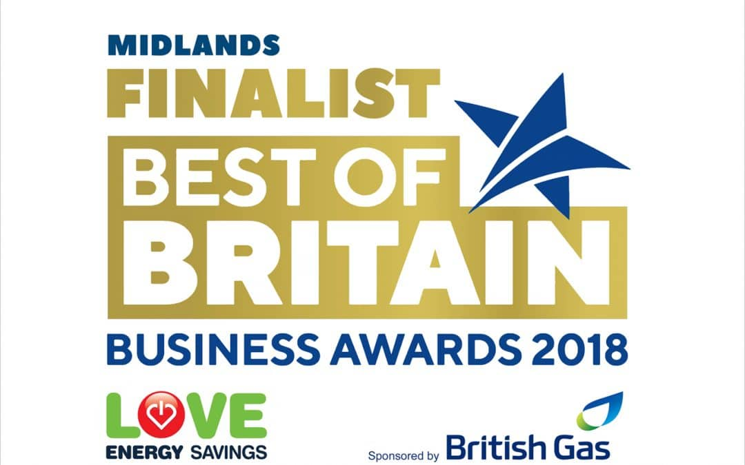 The DM Lab – Love Energy Savings 'Best of Britain' Awards Finalist