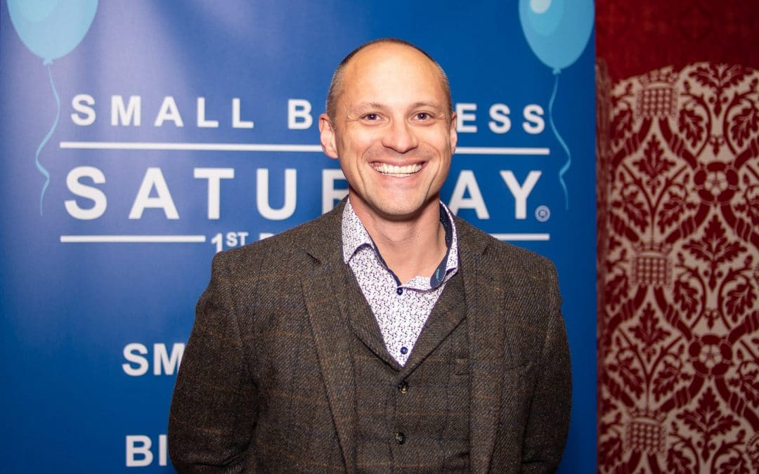 Hereford Business The DM Lab Celebrated at House of Lords by Small Business Saturday