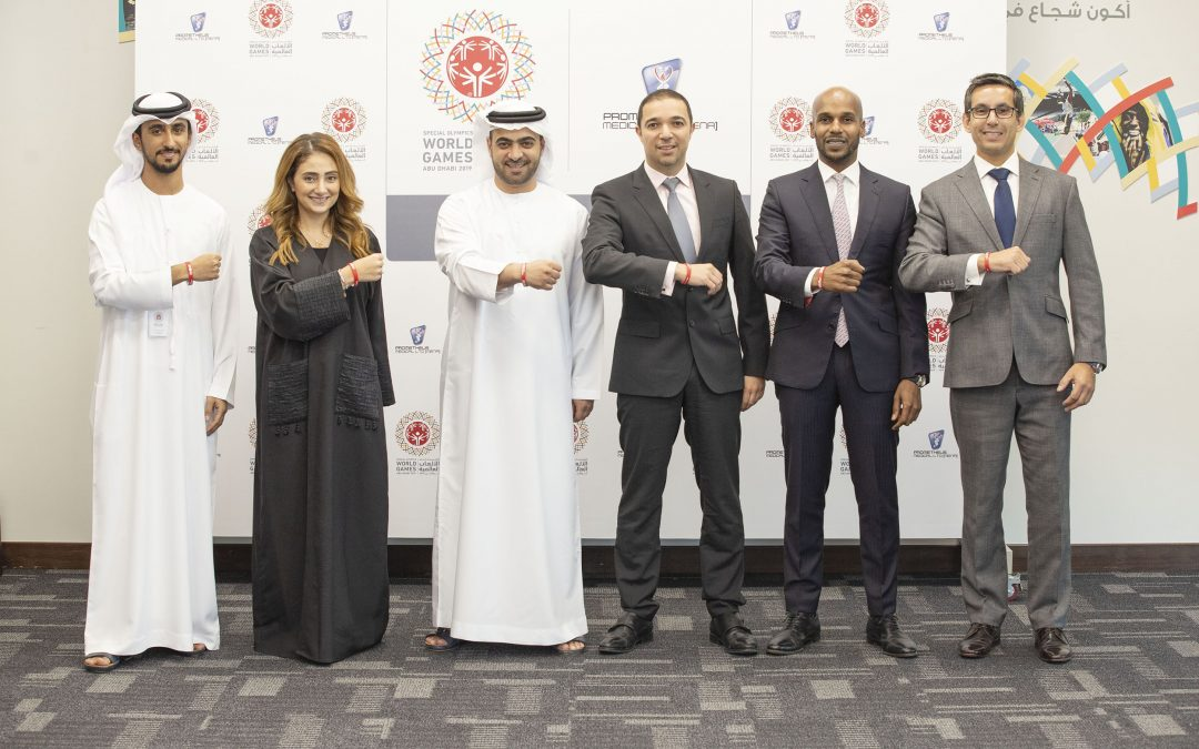 Prometheus Medical to assist with critical medical support for 7,500 athletes at Special Olympics World Games Abu Dhabi 2019