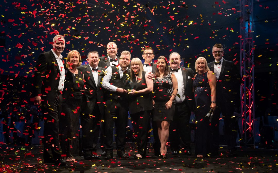 Set your sights on being an award-winning business