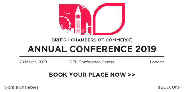BCC Annual Conference 2019