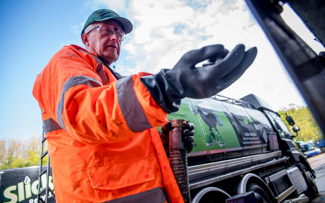 The UK's largest collector of waste lubricating oil and provider of waste management services acquires J Vant Ltd