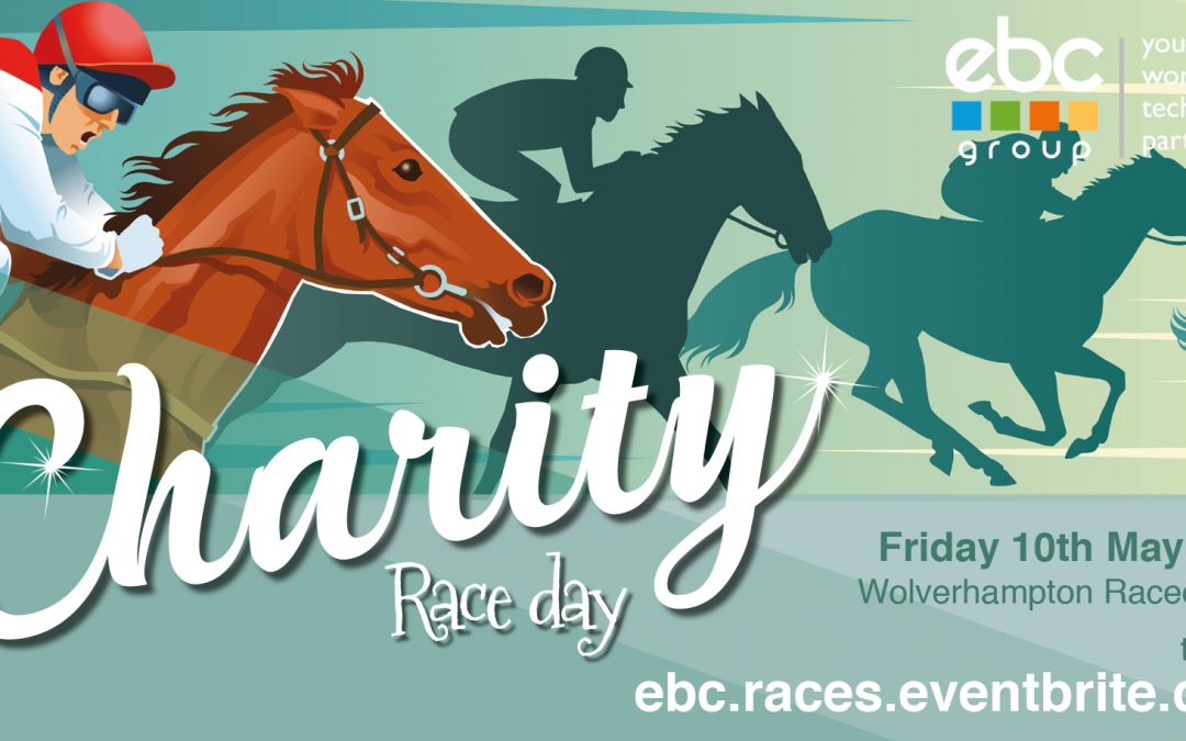 EBC Group to host Charity Race Day