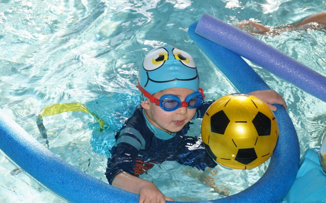 Nursery Sponsored Swim Exceeds £1,000 for KEMP for Kids