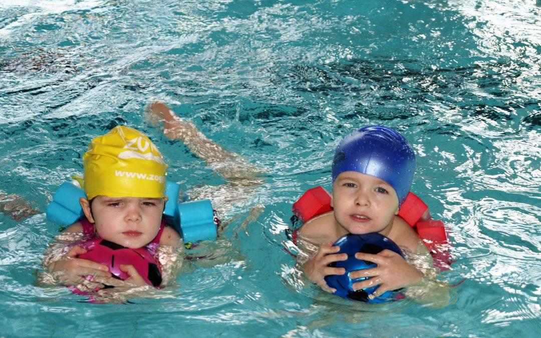 Nursery Sponsored Swim Raises Cash for KEMP