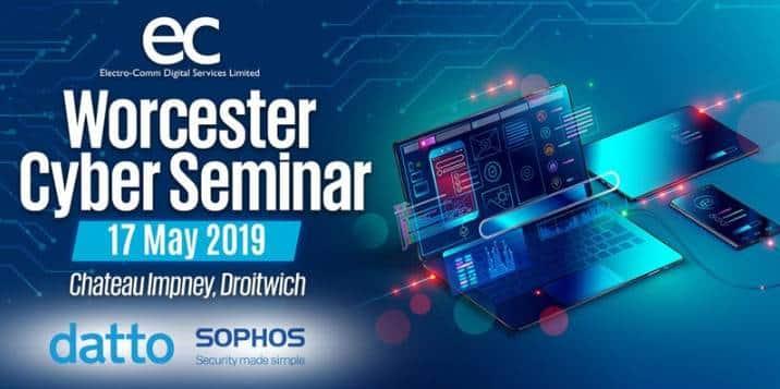 Electro-Comm Digital to host free Cyber Seminar