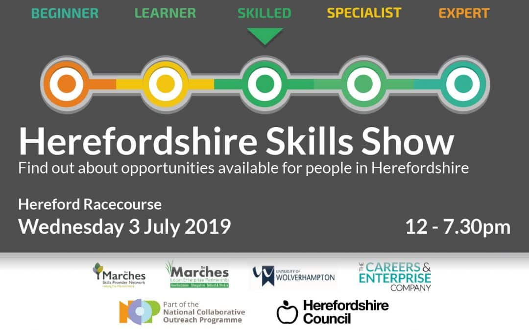 Make it Happen – The Herefordshire Skills Show
