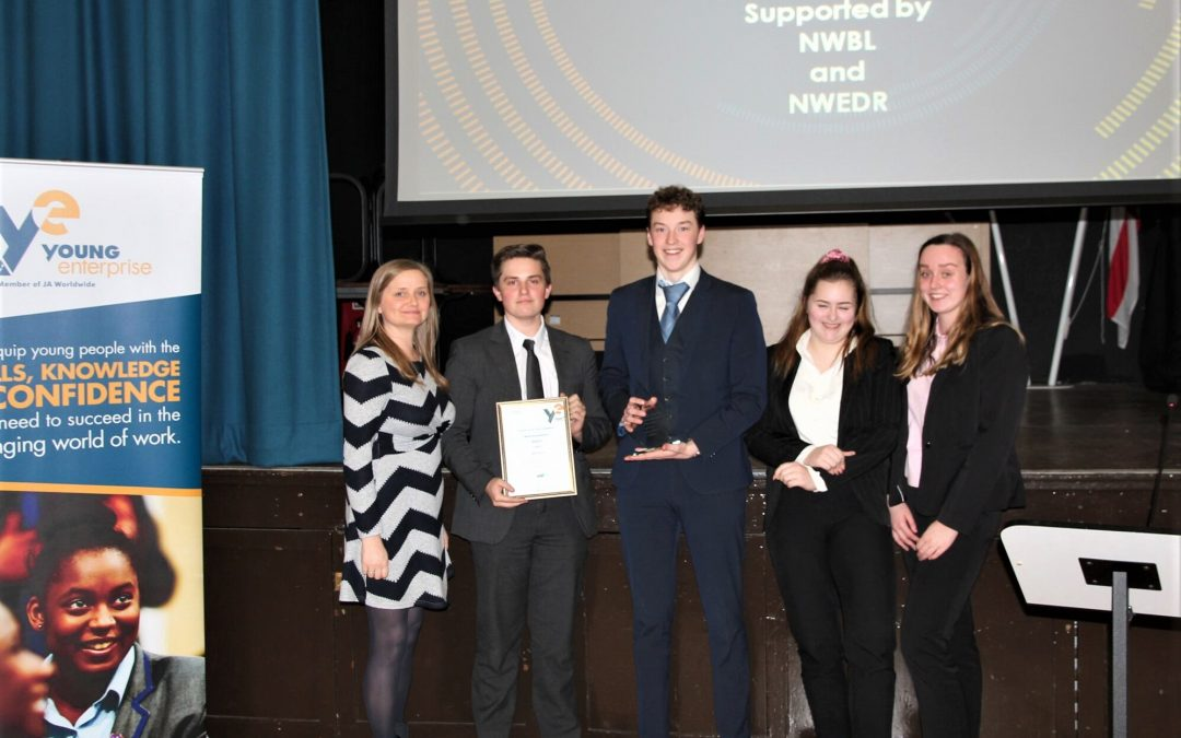 Holy Trinity Young Enterprise Team Through to Finals