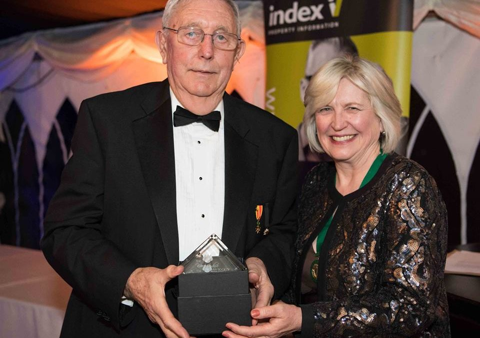 Lifetime achievement honour for agricultural lawyer