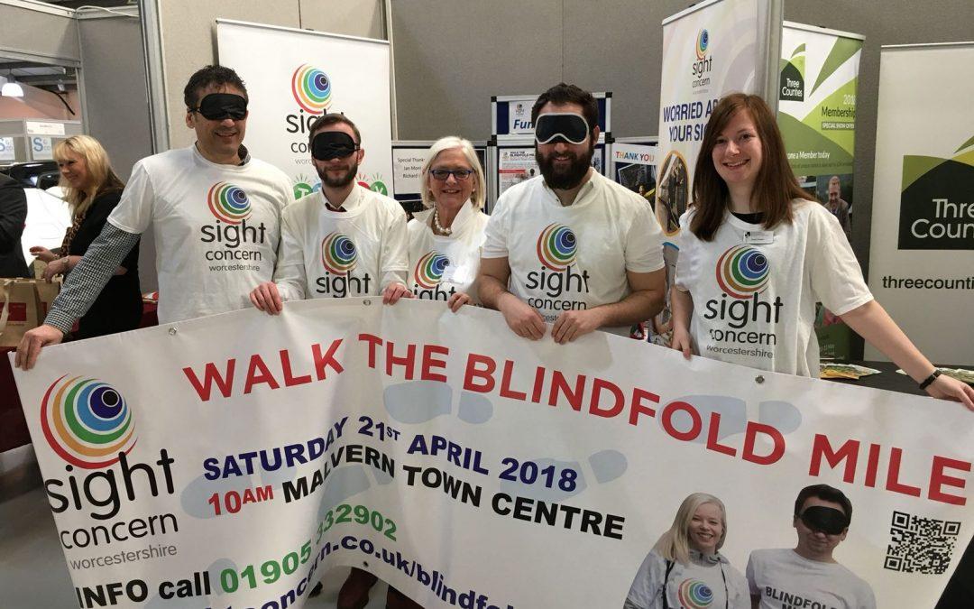 Walk the Blindfold Mile