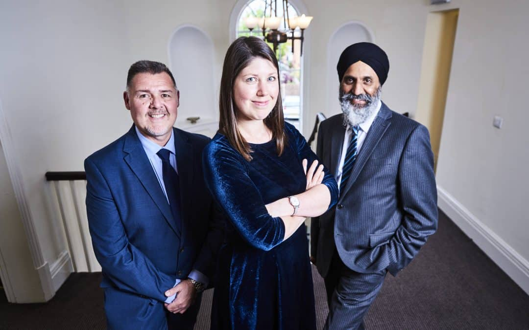 Bromsgrove law firm welcomes two new property specialists