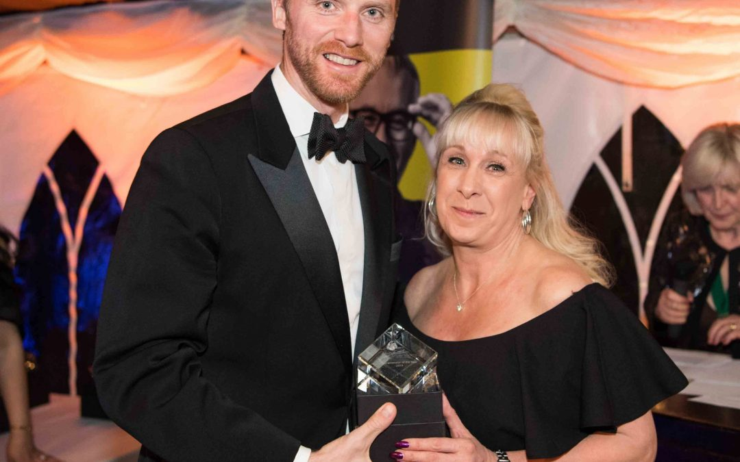 Award for Kidderminster law manager