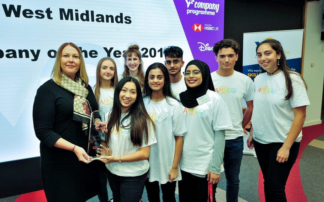 Young Enterprise team progress to National Finals