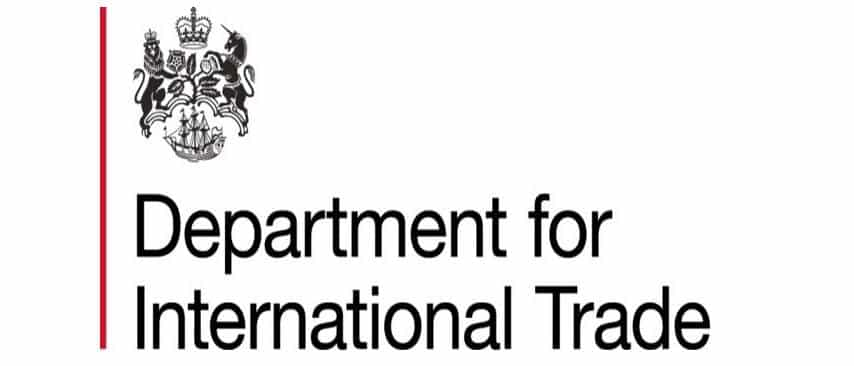 The Department for International Trade Summer School 2019