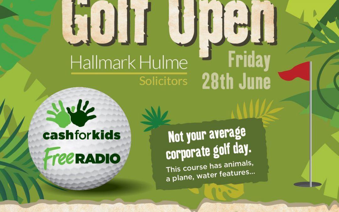 Charity Adventure Golf Open