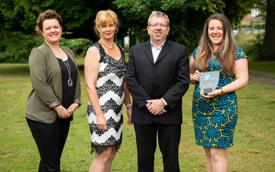 Aardvark Marketing win prestigious Technology Innovator award for 4th year running