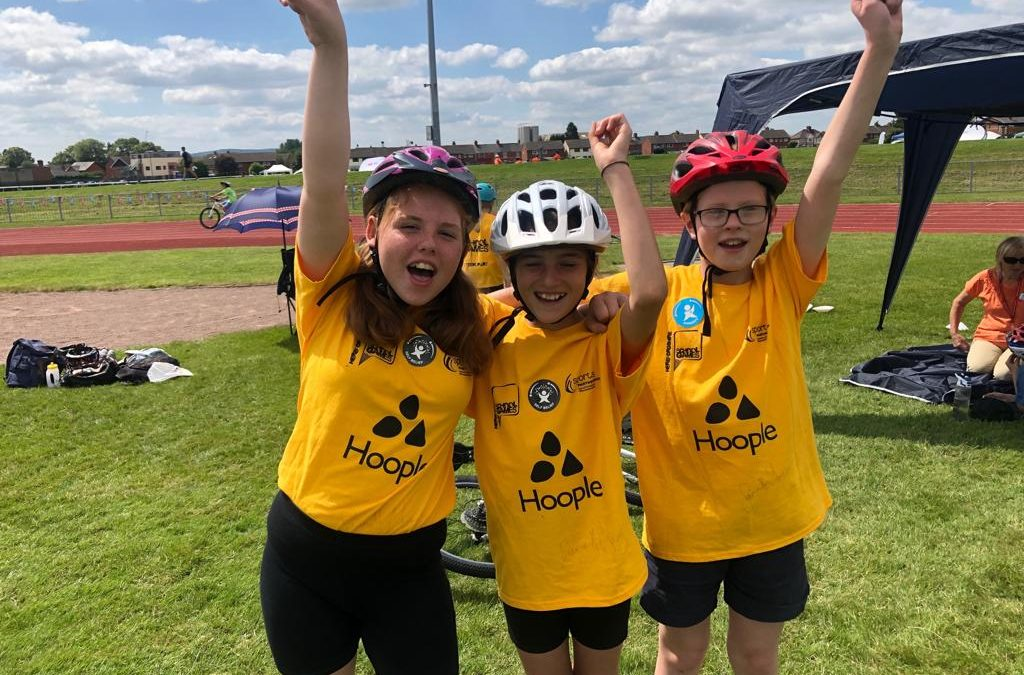 Mini Olympics style showpiece comes to Herefordshire