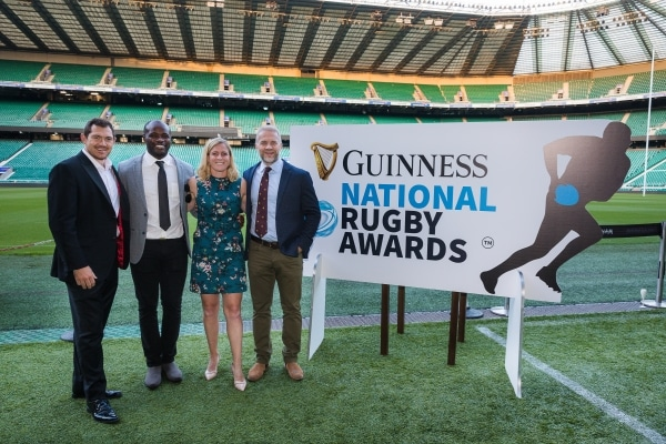 NIFTY'S NATIONAL RUGBY AWARDS A HUGE SUCCESS
