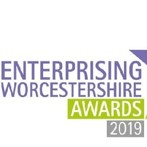 Enterprising Worcestershire businesses celebrate after winning awards