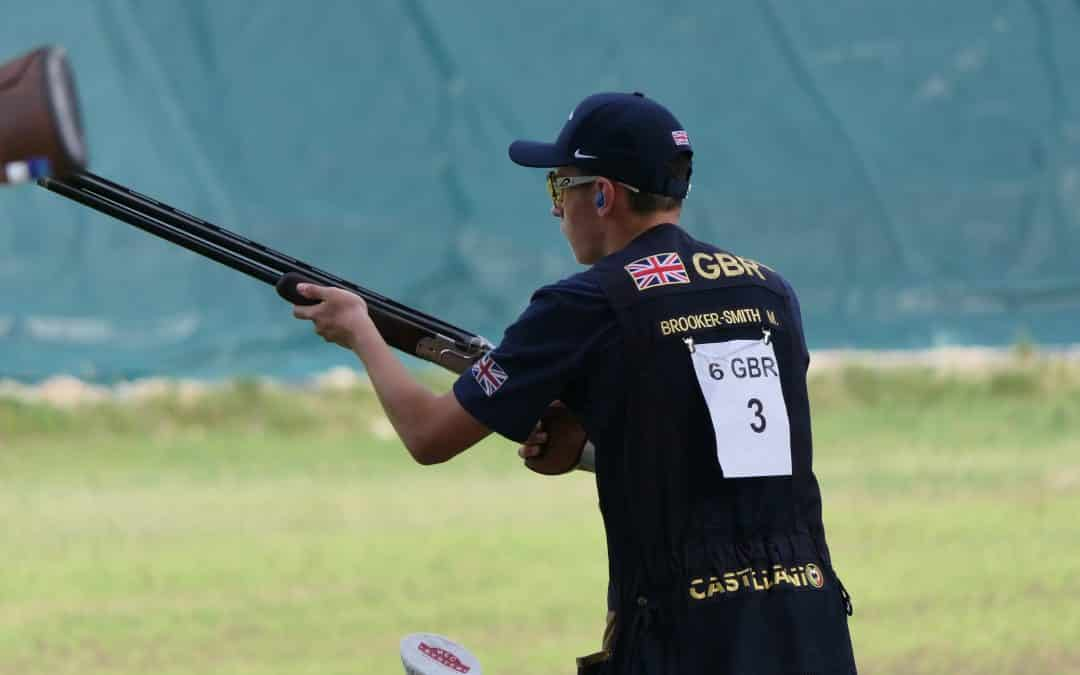 Sponsorship confirmed as Brooker-Smith British shooting champion to join Team GB 2020