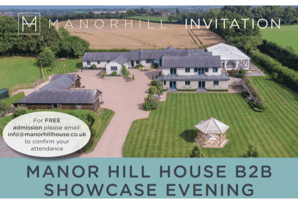 Manor Hill House B2B Showcase Evening