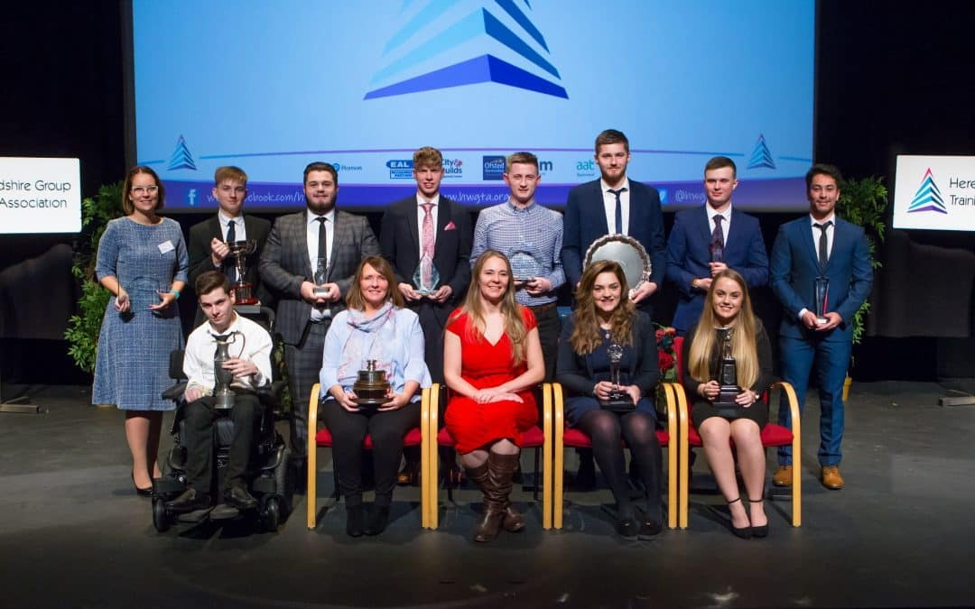 Herefordshire Employers Celebrate Apprentice Success