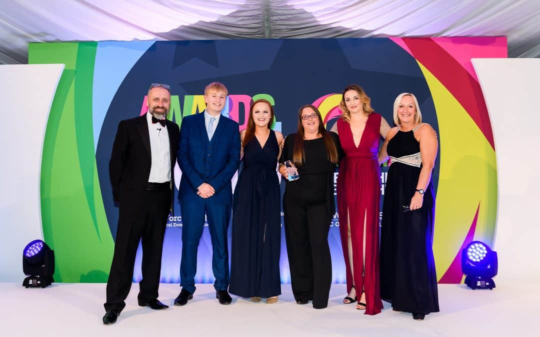 Give As You Live named Small Apprenticeship Employer of the Year