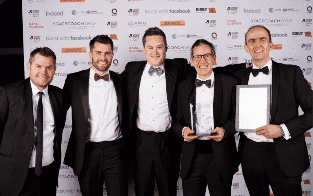 Chamber Business Awards 2019: Bishop Fleming LLP wins Business of the Year