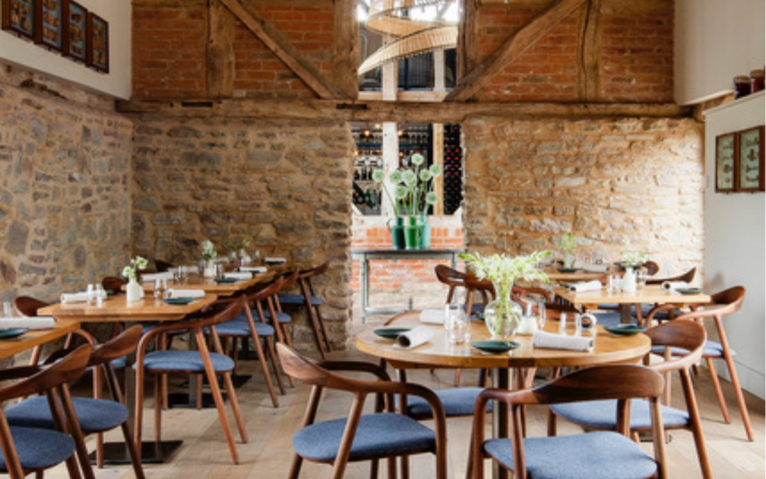 Win for Pensons Restaurant in Sustainability Lifestyle Awards