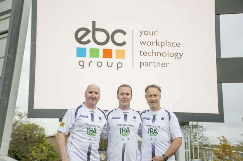 EBC Group installs new high speed WiFi at Worcester Warriors