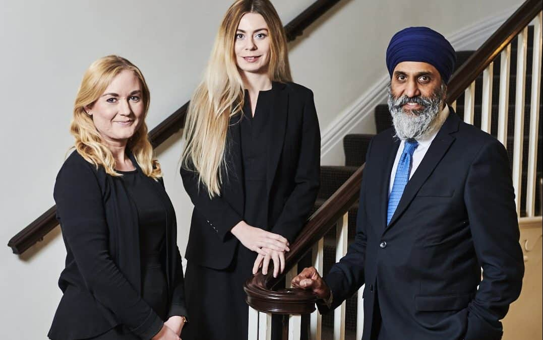 Legal duo qualify as law firm continues its growth path