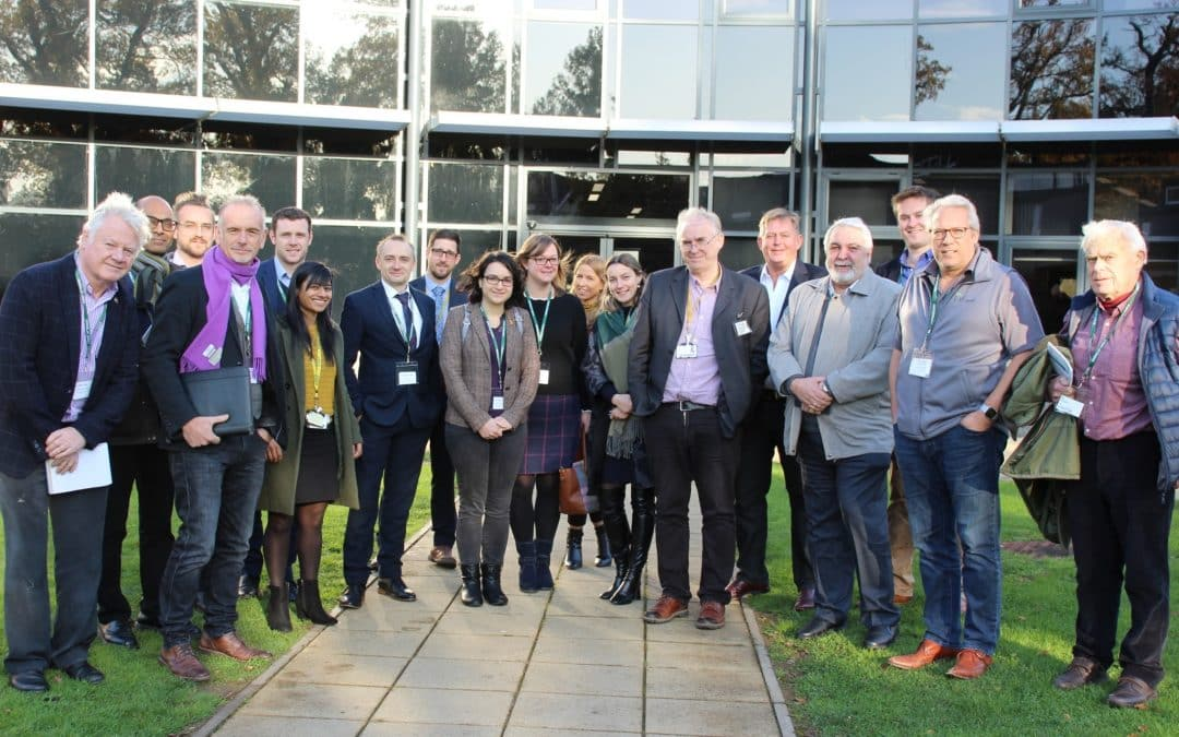 New project to catalyse innovation in Worcestershire agri-tech launches