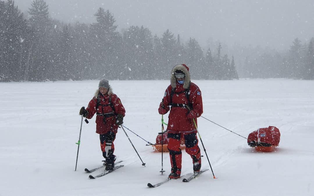 £20k South Pole Charity Challenge Gathers Momentum