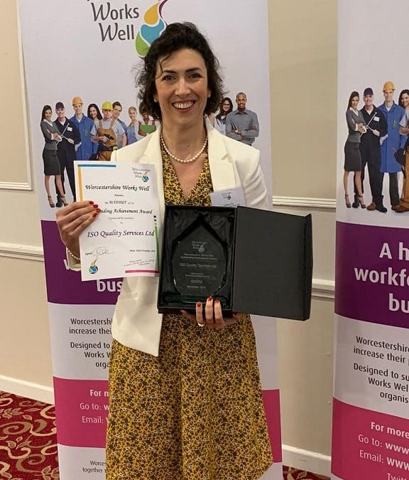 Award Winning Employee Health and Wellbeing