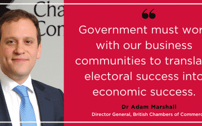 BCC comments on the Queen's Speech