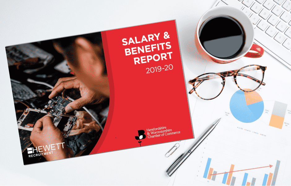 Hundreds of local business have their say in the new Salary & Benefits Report 2019-20