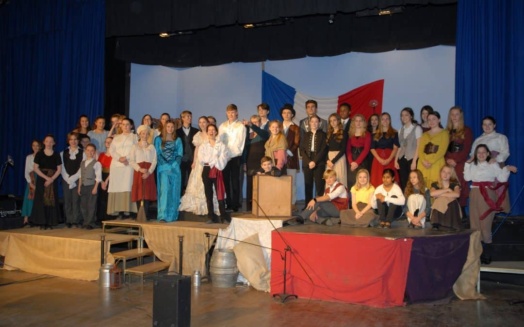 Les Misérables production back by popular demand