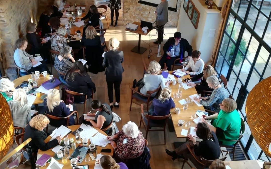 Michelin Star Pensons hosts Worcester Women's Business Forum