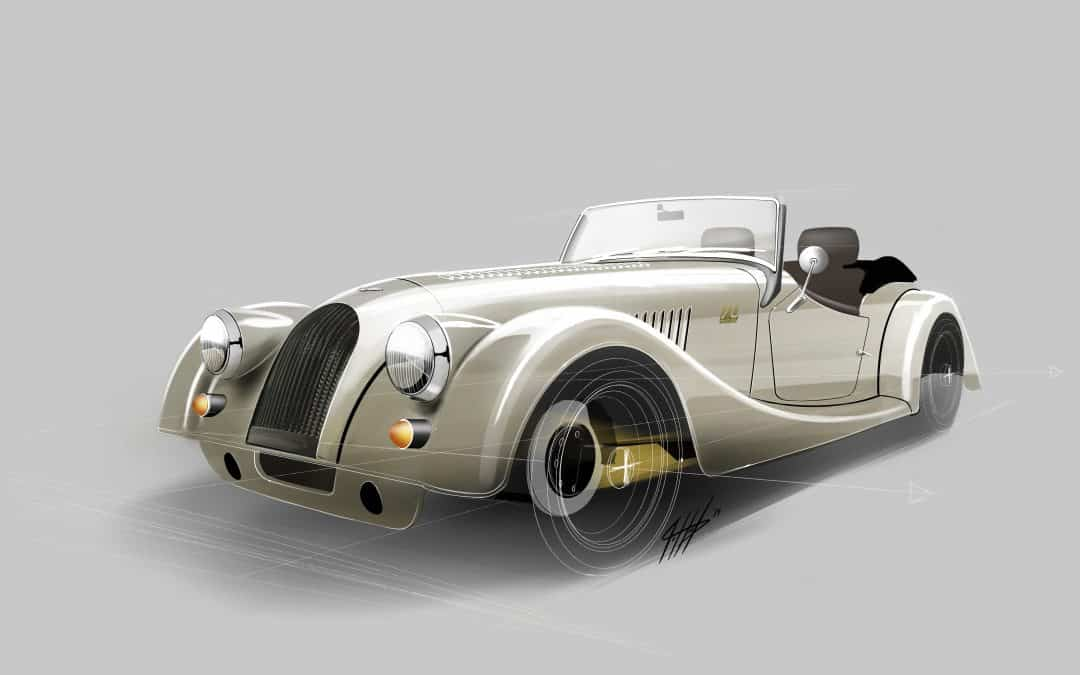 Morgan celebrates 7 decades of Plus 4 production with 70th Anniversary Edition