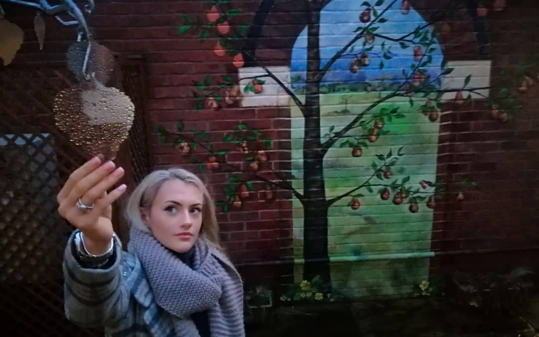 Memory Tree 'planted' at Primrose Hospice to remember loved ones