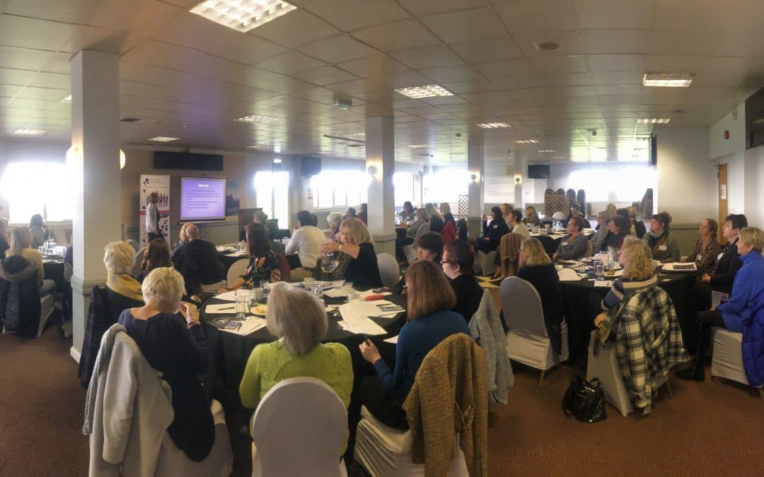 Professionals gather at Hereford Women's Business Forum