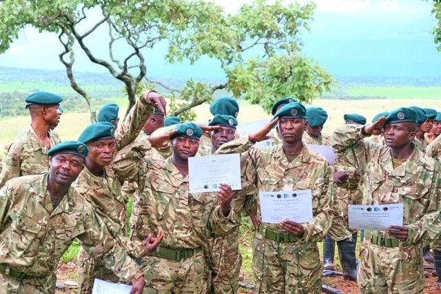Malvern firm deliver pride to Democratic Republic of Congo