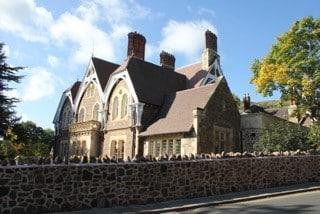 Elmslie House is in the heart of Great Malvern