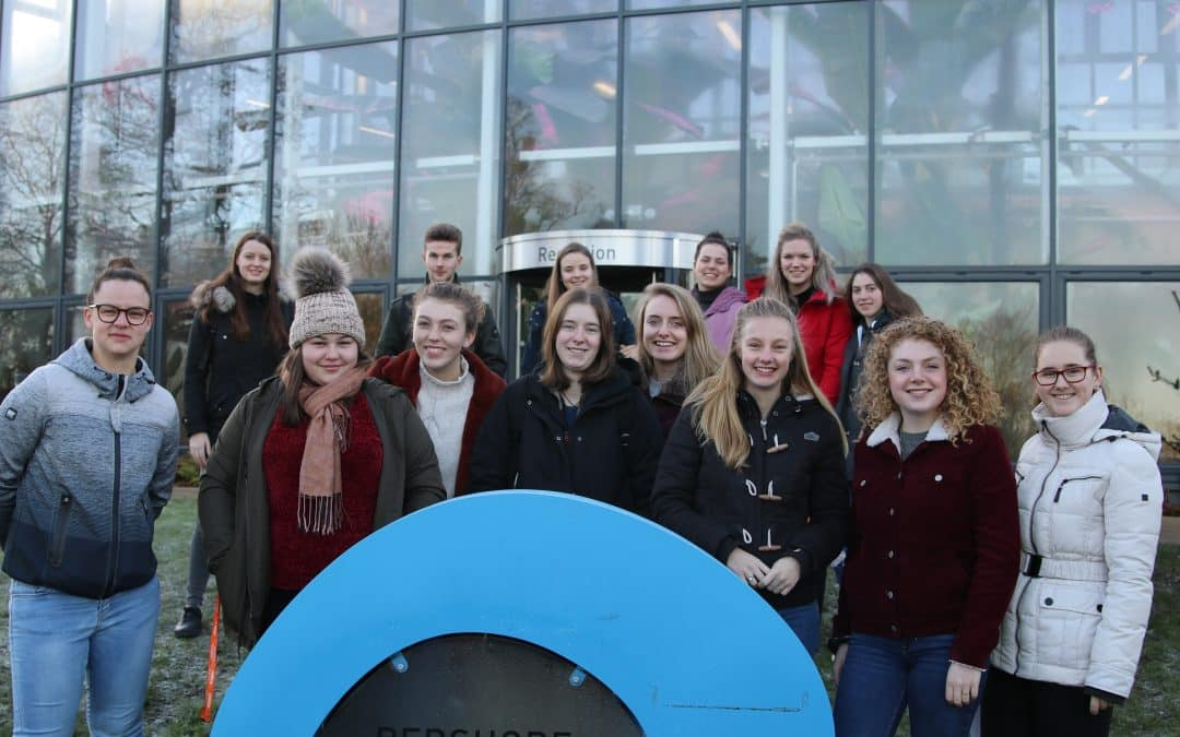 Pershore College welcomes international veterinary students
